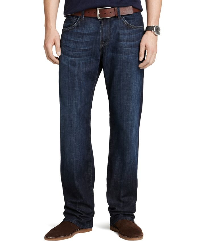 7 For All Mankind - Austyn Relaxed Fit Jeans in Los Angeles