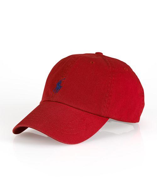 caa145e1f4c Polo Ralph Lauren Signature Pony Hat Bloomingdale S