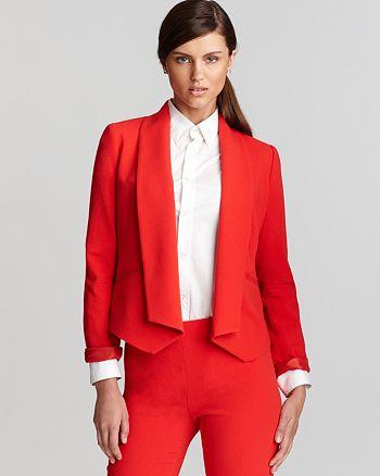 Calvin Klein - Flyaway Jacket