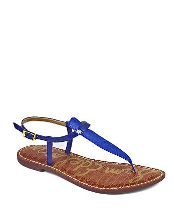 Sam Edelman - Thong Sandals - Gigi