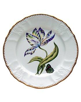 Anna Weatherley - Anna Weatherley Tulip Salad Plate