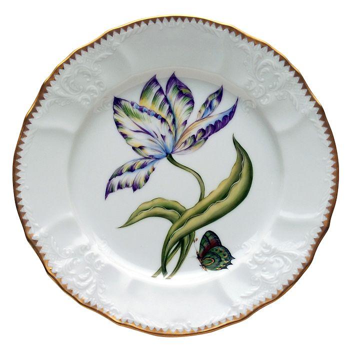 Anna Weatherley - Tulip Salad Plate