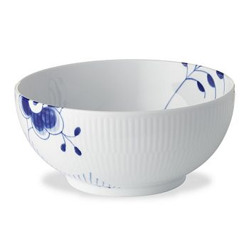 Royal Copenhagen - Blue Fluted Mega Serving Bowl, 7 Cups