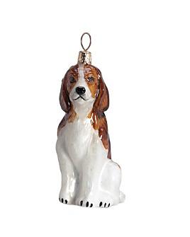 Joy to the World - Beagle Ornament
