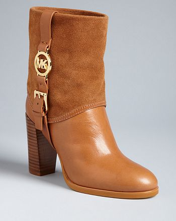 MICHAEL Michael Kors - Booties - Fulton High-Heel