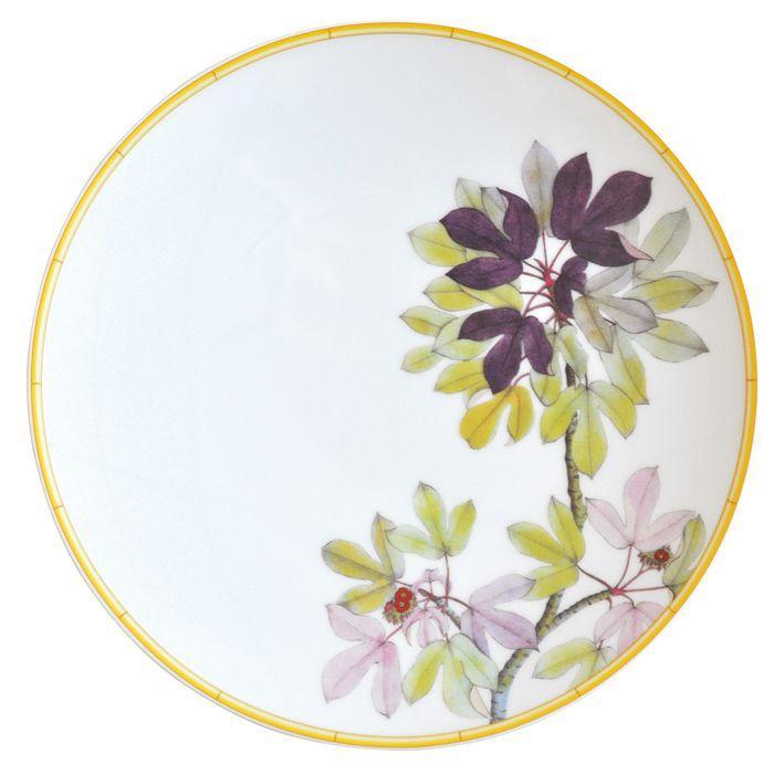 Bernardaud - Jardin Indien Salad Plate