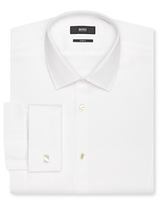 BOSS Jameson Tuxedo Shirt - Slim Fit - Bloomingdale's_0