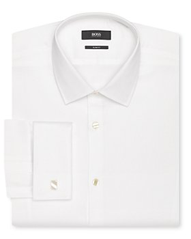 BOSS - Jameson Tuxedo Shirt - Slim Fit