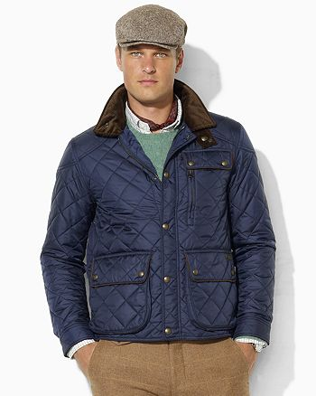 Polo Ralph Lauren Cadwell Quilted Bomber Jacket Bloomingdales