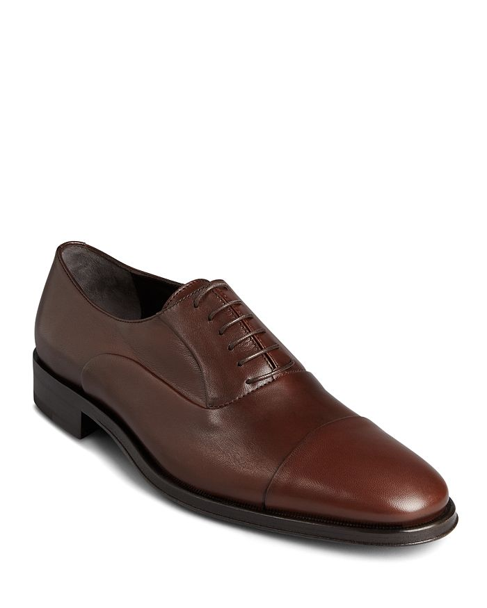 Bruno Magli - Men's Maioco Cap Toe Oxfords