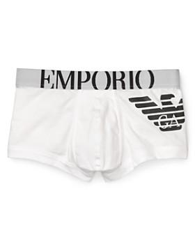 Emporio Armani - Classic Eagle Trunks