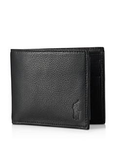 Polo Ralph Lauren - Pebbled Passcase