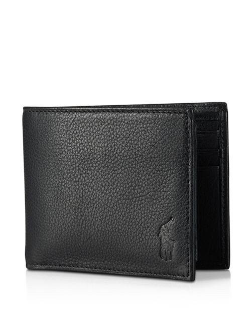 Polo Ralph Lauren - Pebbled Passcase