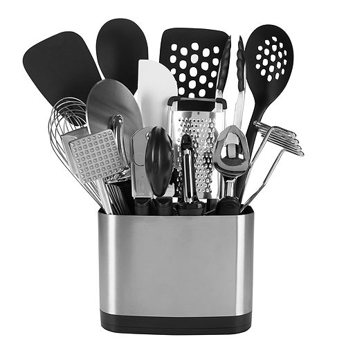 OXO - 15-Piece Everyday Kitchen Tool Set
