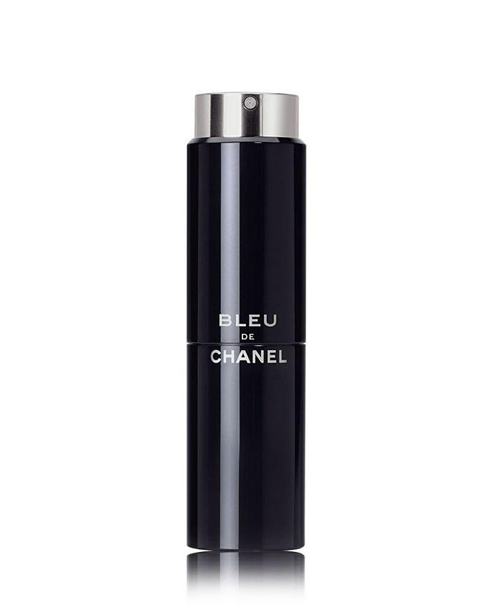 CHANEL - BLEU DE CHANEL Eau de Toilette Refillable Travel Spray