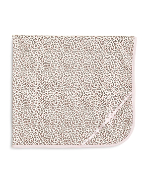 Little Me Infant Girls' Baby Leopard Print Blanket