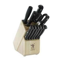 J.A. Henckels International Fine Edge Pro 12-Piece Knife Set - Bloomingdale's_0