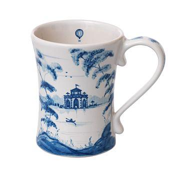 Juliska - Country Estate Delft Blue Mug Sporting