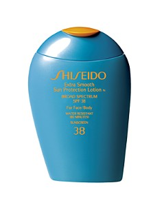 Shiseido Extra Smooth Sun Protection Lotion SPF 38, 3.4 oz. - Bloomingdale's_0