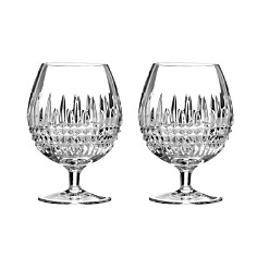 Waterford Lismore Diamond Brandy Glass, Set of 2 - Bloomingdale's_0