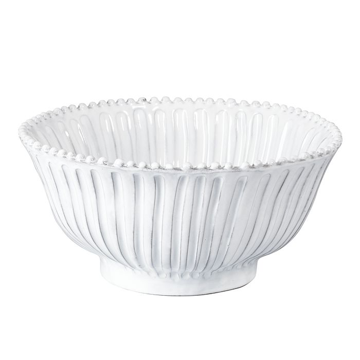 VIETRI - Vietri Incanto Stripe Medium Serving Bowl