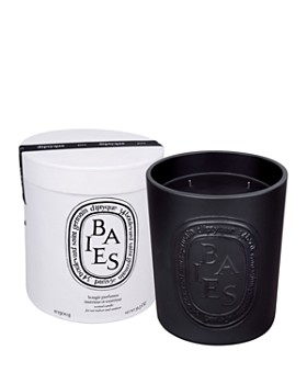 diptyque - Black Baies Scented Candle