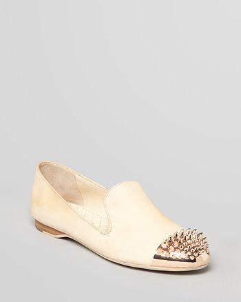 Boutique 9 - Yendo Studded Toe Smoking Flats