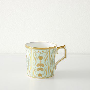 "Royal Crown Derby - ""Darley Abbey"" Coffee Cup"