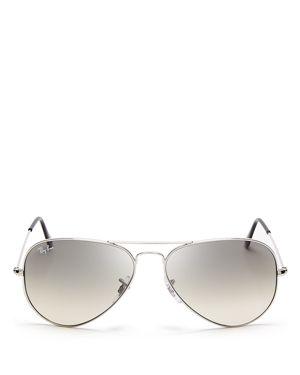 Ray-Ban Classic Aviator Sunglasses, 57mm