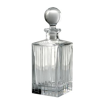 Rogaska - Avenue Square Decanter