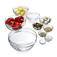 Luminarc 10-Piece Stackable Bowl Set - Bloomingdale's_0