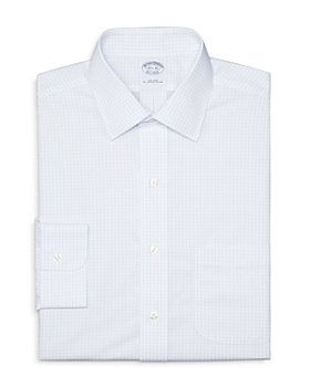 Brooks Brothers - Box Check Non-Iron Dress Shirt - Regent Fit