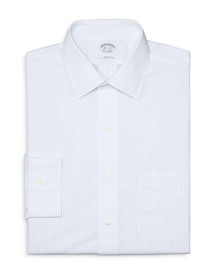 Brooks Brothers - Box Check Non-Iron Dress Shirt - Regent Fit