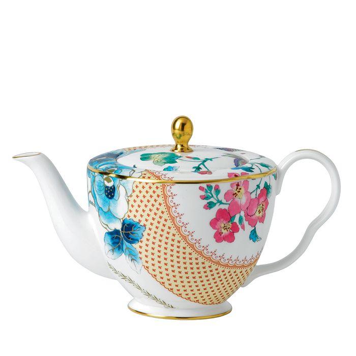 Wedgwood - Butterfly Bloom Teapot