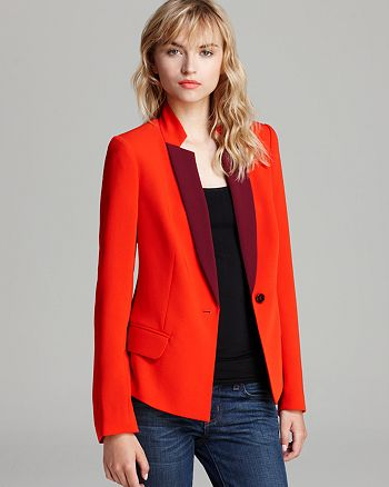 MARC BY MARC JACOBS - Sparks Crepe Blazer
