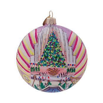Landmark Creations - Michael Storrings for  Rockefeller Ornament