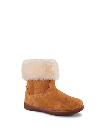 UGG® - Girls' Cuffed Boot - Walker, Toddler