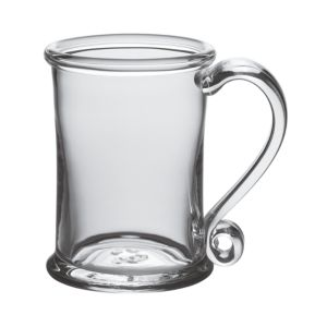 Simon Pearce Windsor Tankard Glass