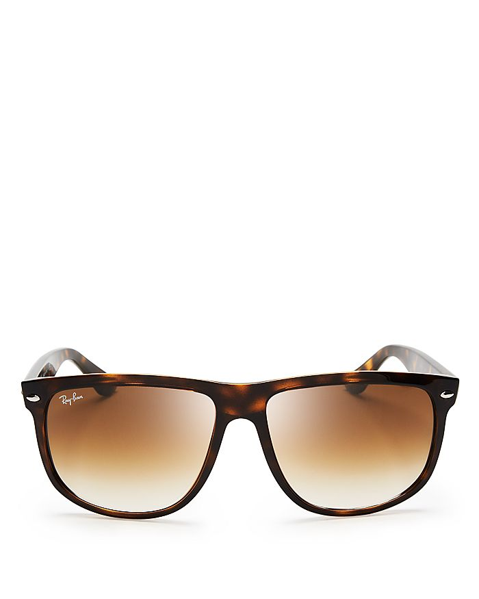 Ray-Ban - Unisex Flat-Top Boyfriend Sunglasses, 60mm
