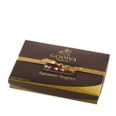 Godiva® 24 Piece Signature Truffles Gift Box - Bloomingdale's_0