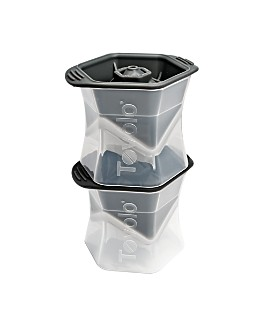Tovolo - Colossal Cube Ice Molds, Set of 2