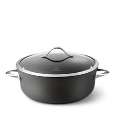 Calphalon - Contemporary Nonstick 8.5-Quart Dutch Oven & Lid