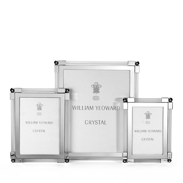 William Yeoward Crystal - Satin Frames