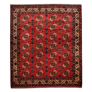 Khyber Collection Oriental Rug, 8'5 x 9'7