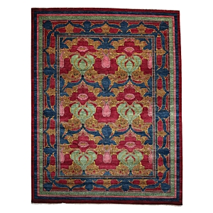 Morris Collection Oriental Rug, 9' x 11'8