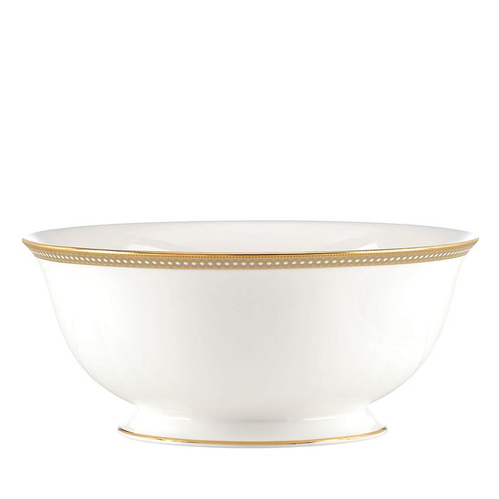 Sharon Sacks by Lenox - Jeweled Jardin Serving Bowl