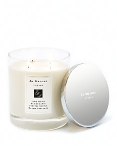 Jo Malone London Lime Basil & Mandarin Deluxe Candle - Bloomingdale's_0