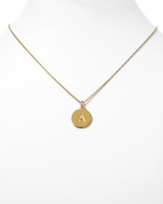 "kate spade new york One in a Million Initial Pendant Necklace, 18"" - Bloomingdale's_0"