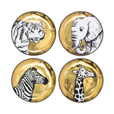 $Jonathan Adler Animalia Coasters, Set of 4 - Bloomingdale's