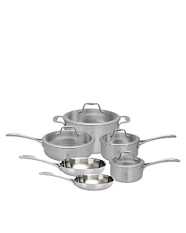 Zwilling J.A. Henckels - Spirit 10-Piece Cookware Set
